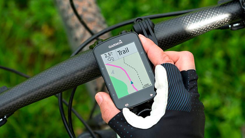 Fietstochten maken met fietsnavigatie