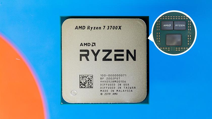 kernen en threads in processor