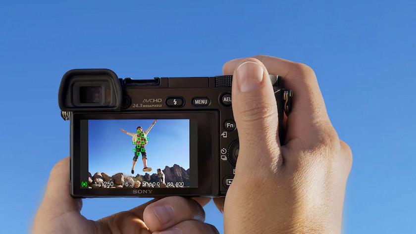 Beeldkwaliteit Sony Alpha A6000