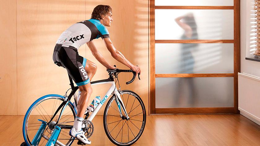 Basis fietstrainers