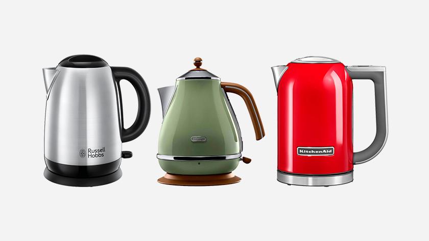 Retro kettle or standard model?