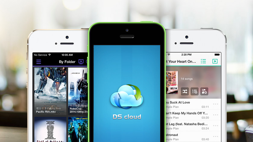 Personal Cloud met NAS