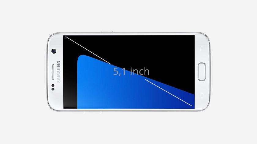 Scherm Samsung Galaxy S7