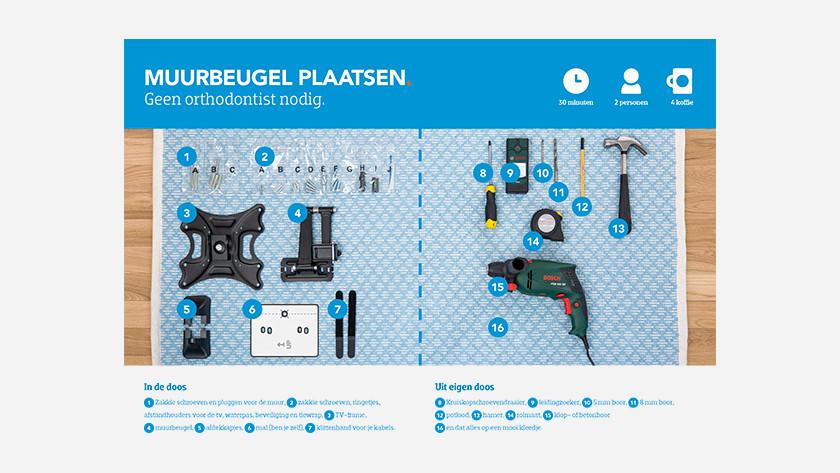Bluebuilt eigen productkennis