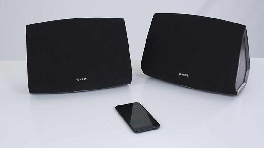 HEOS speakers
