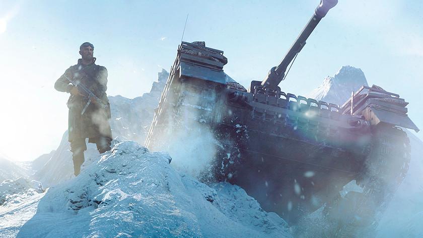 Battlefield 5 BFV shooting shooter best hardcore PC gaming setup computer highest quality