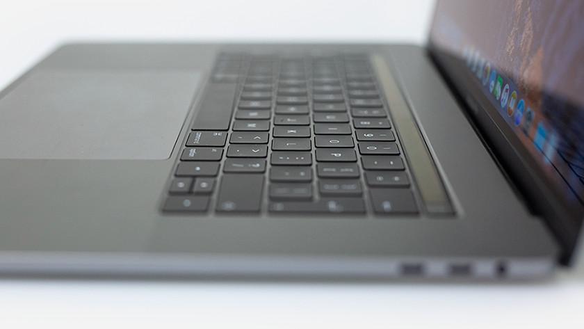 Clavier MacBook Pro