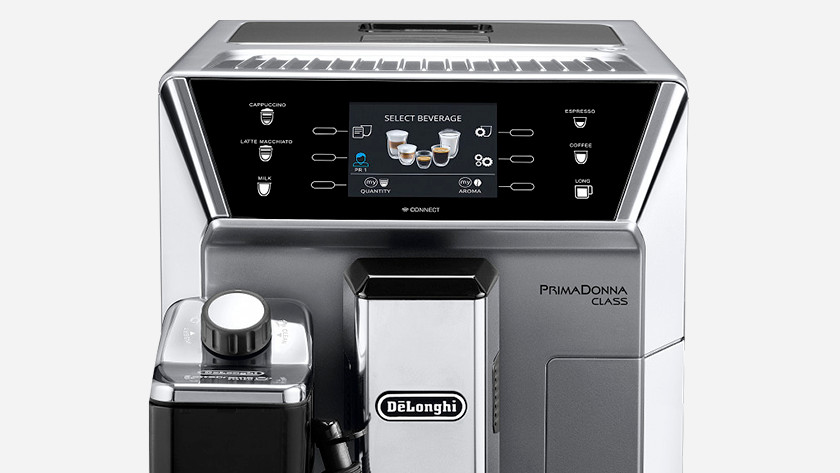 PrimaDonna ECAM550.75.MS