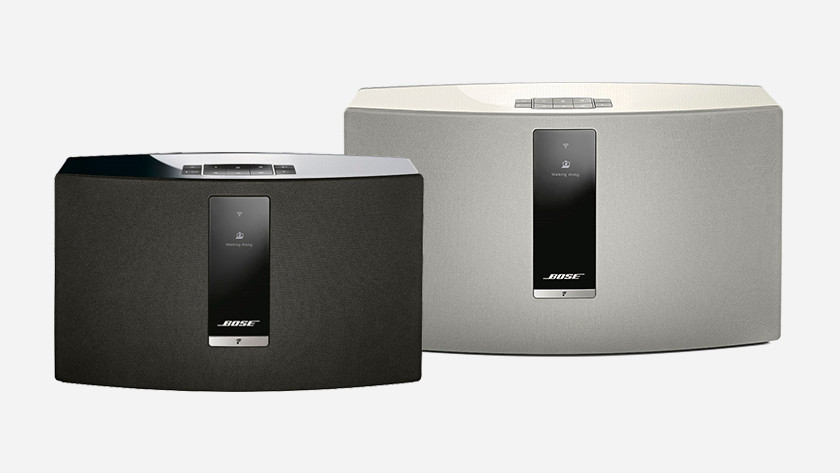 2 Bose speakers