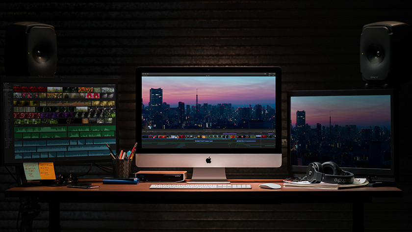 Video editing on iMac