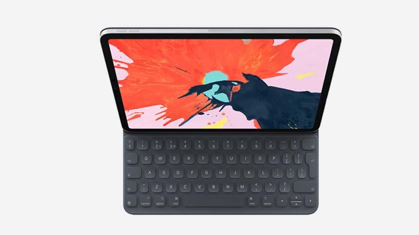 iPad Pro tekstverwerken