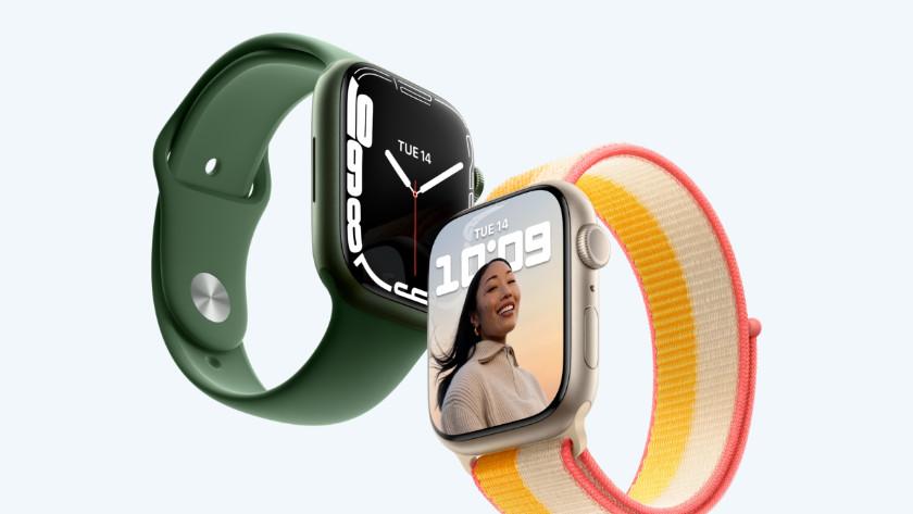 Apple Watch Series 7 bandjes