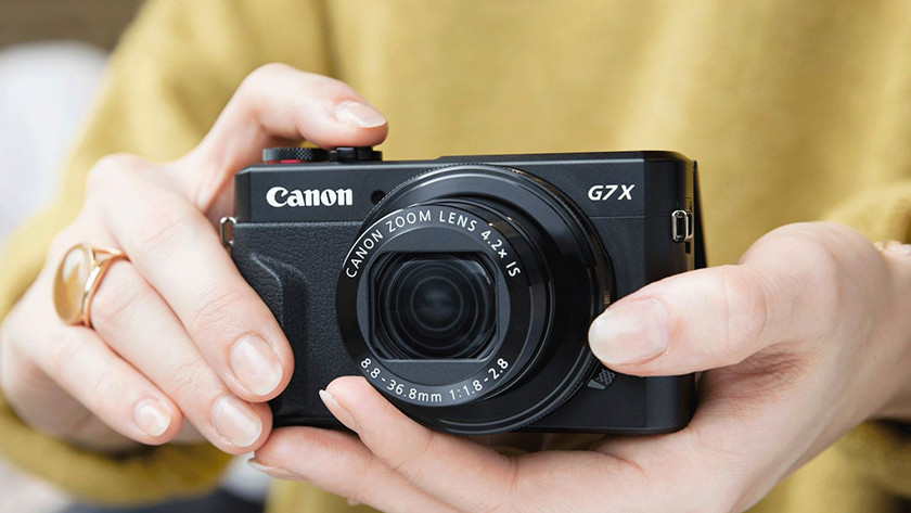 Geschikte camera kiezen