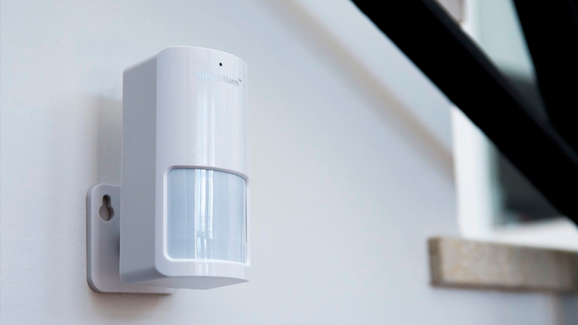 Installing and connecting an alarm system