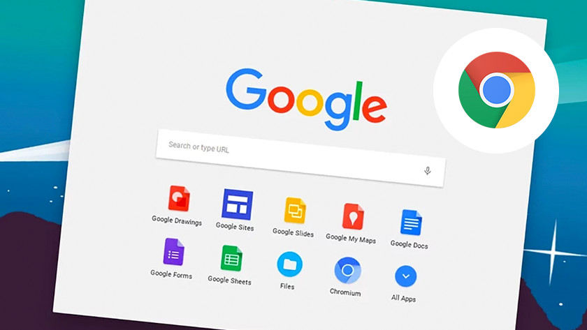 Everything you need to know about Chrome OS - Coolblue - Before 23 on