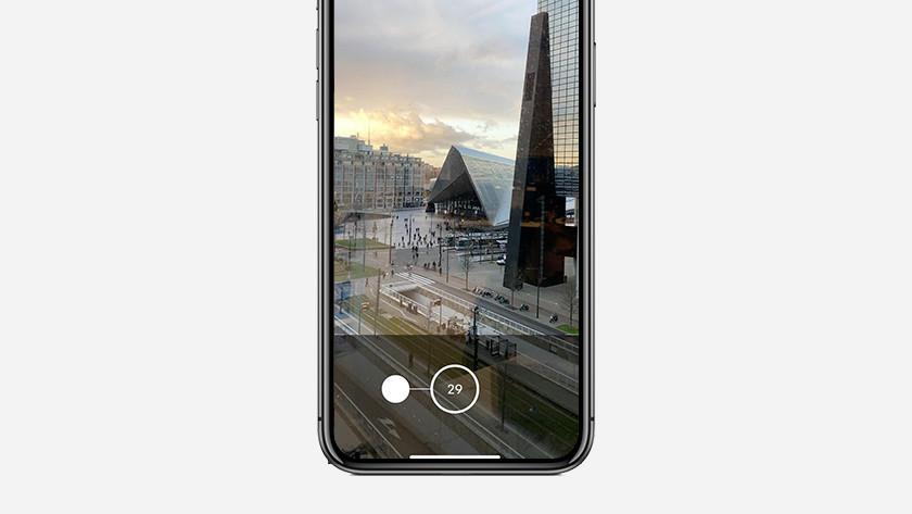 Burstmode op iPhone 11 (Pro)