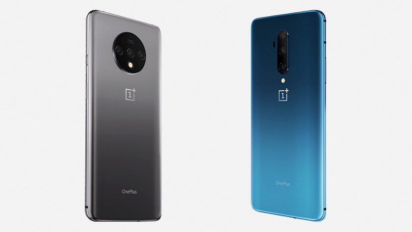 OnePlus 7T of 7T Pro