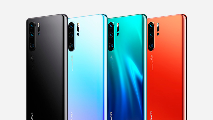 Huawei P30 Pro back color