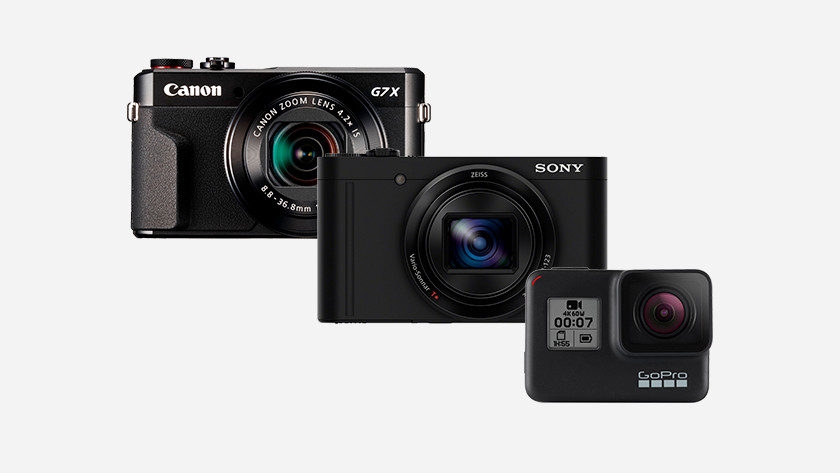 Vlog cameras