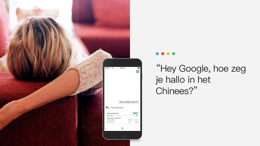 Google Assistent en Smartwatches