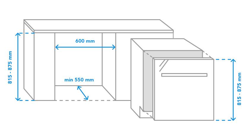 Mesurer les dimensions de niche