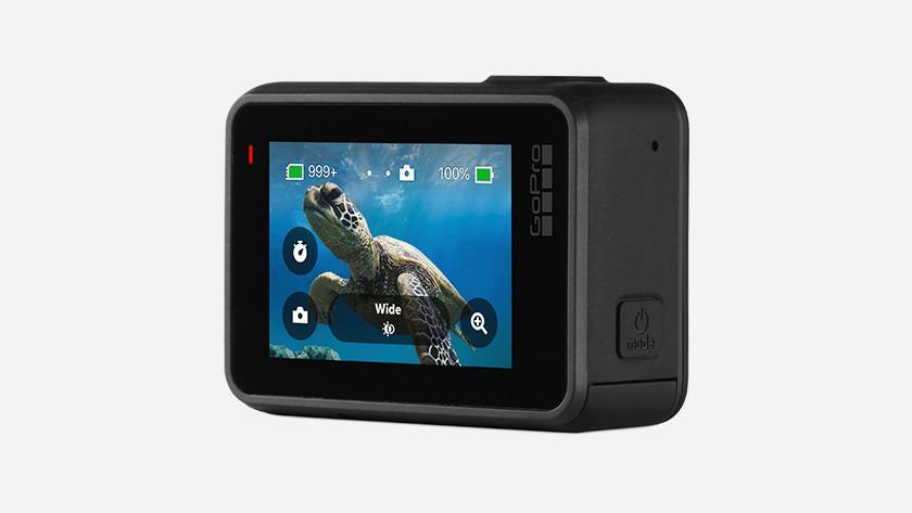 HyperSmooth beeldstabilisatie GoPro HERO 7 Black