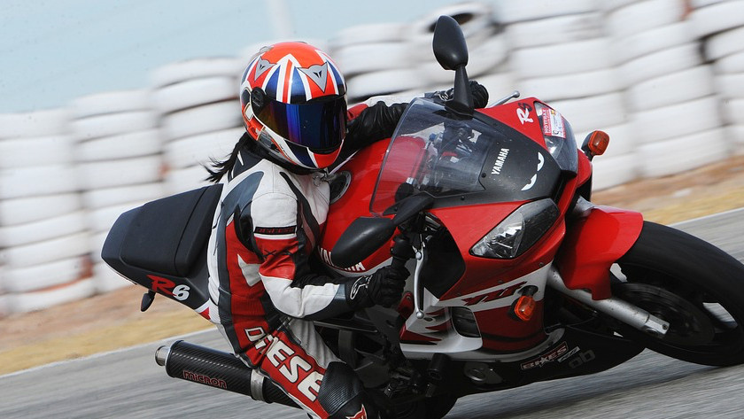 Protection auditive pour motards