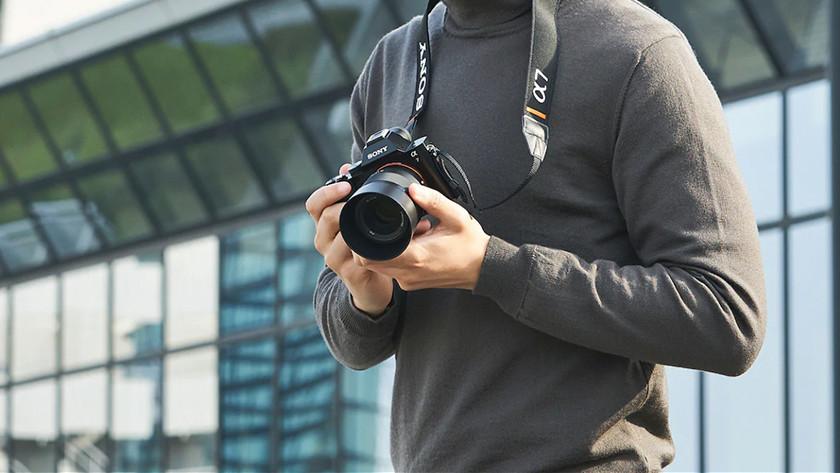 Kenmerken Sony A7