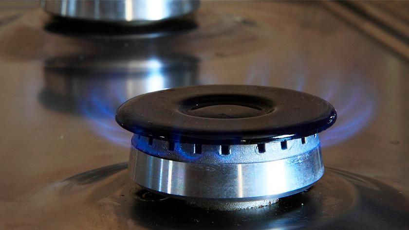 Gas kookplaat