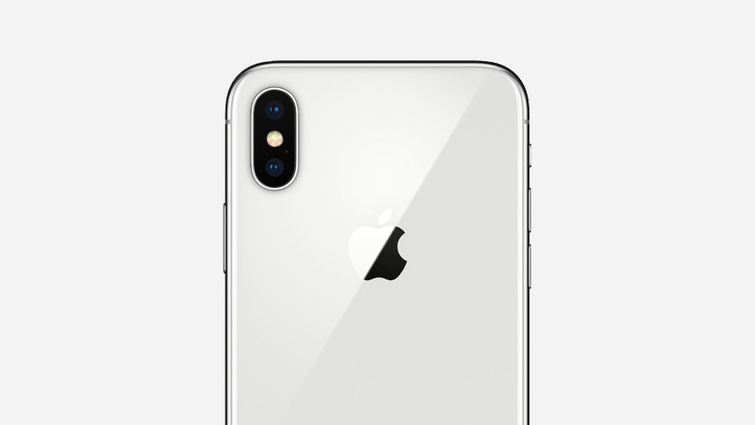 Caméra double iPhone X