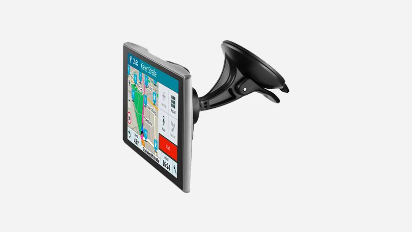 GarminDriveLuxe navigation system