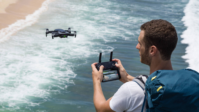 Piloter le Mavic AIR