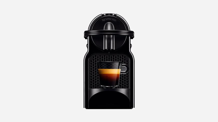Testez des machines Nespresso en magasin