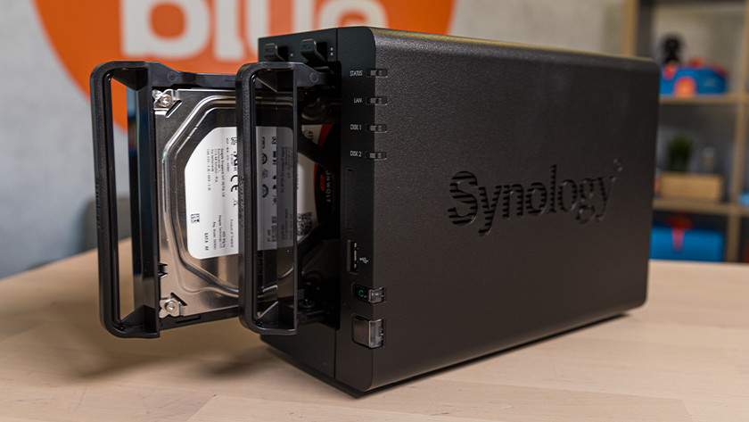 Synology NAS in RAID mode