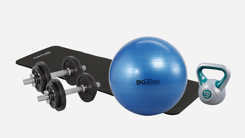 General advice on fitness equipment