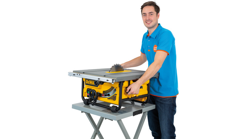 Product Expert table saws