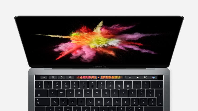 Résolution de l'écran MacBook