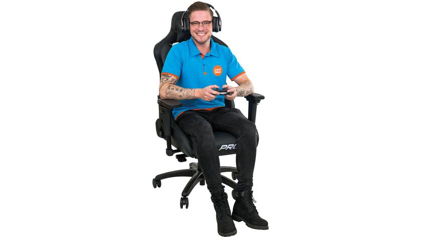 Productspecialist gaming stoelen