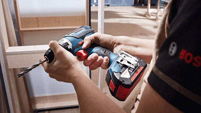 How impact drills and hammer drill work