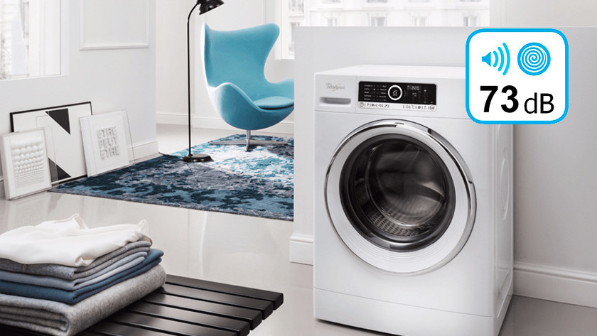Geluidsniveau wasmachine