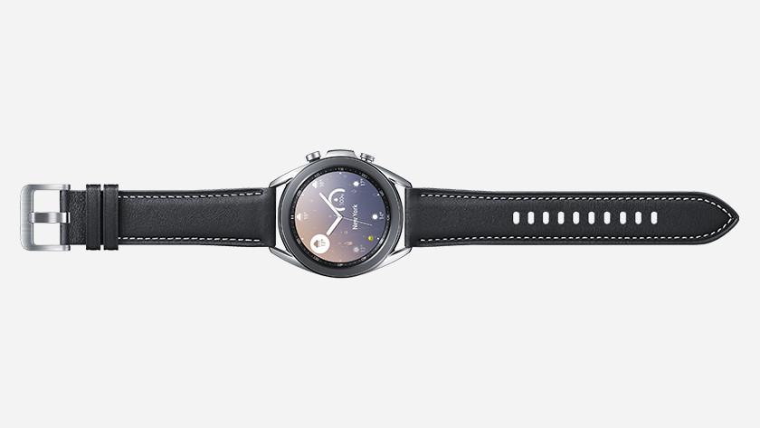 Samsung Galaxy Watch3 plus de stockage et d'applis