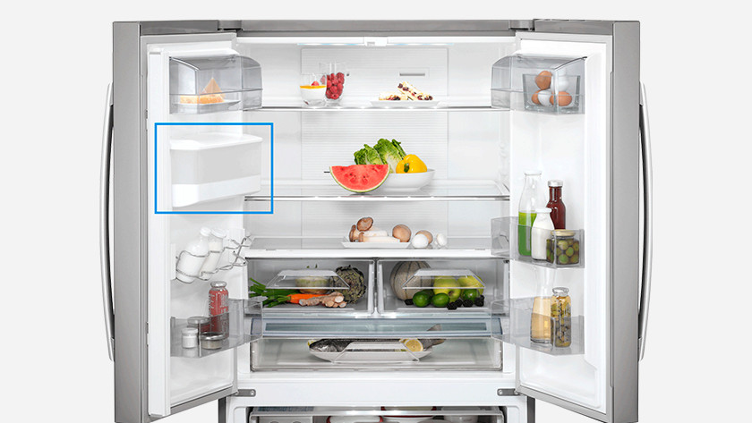 Water supply American fridge