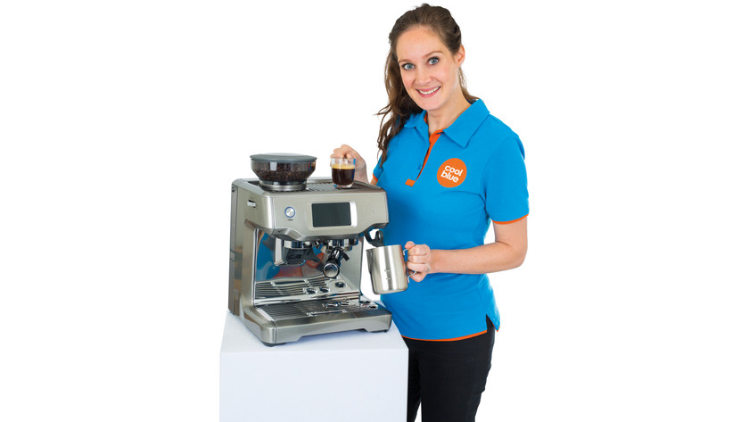 Product Expert semi-automatic espresso machines