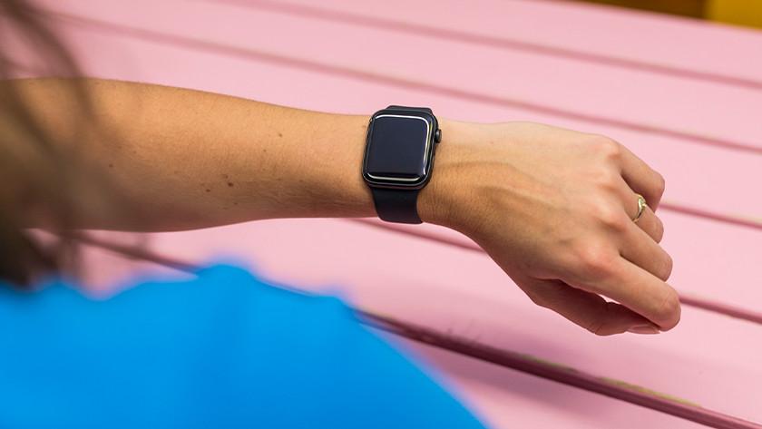 Apple Watch SE valdetectie