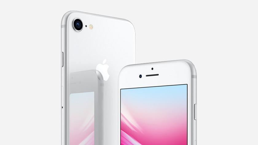Glass casing iPhone 8