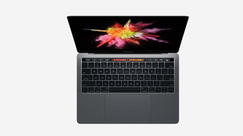 Traitement de texte MacBook