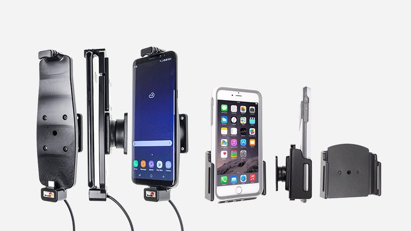 Les différents supports de téléphone Brodit