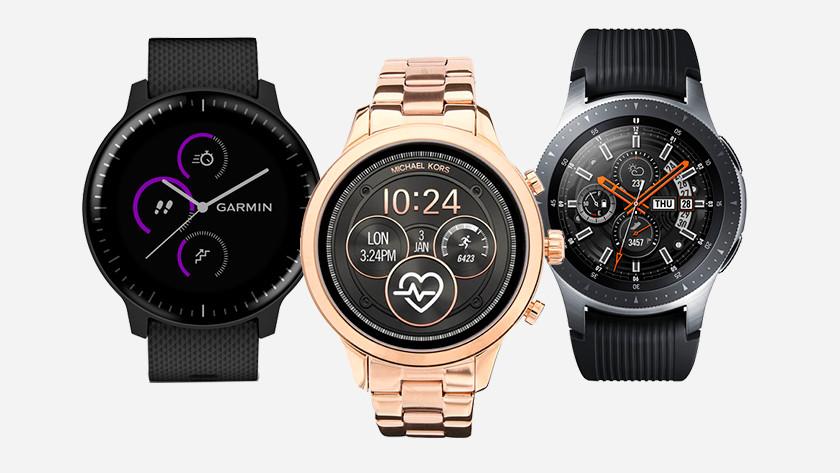 montres connectées smartwatch