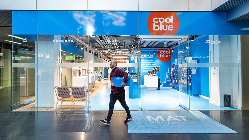 Coolblue winkels
