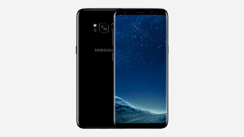Samsung S8 design